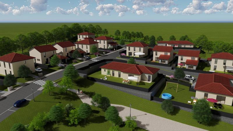 Federaly   Les Terrasses de Sibylle - St Prim (38)