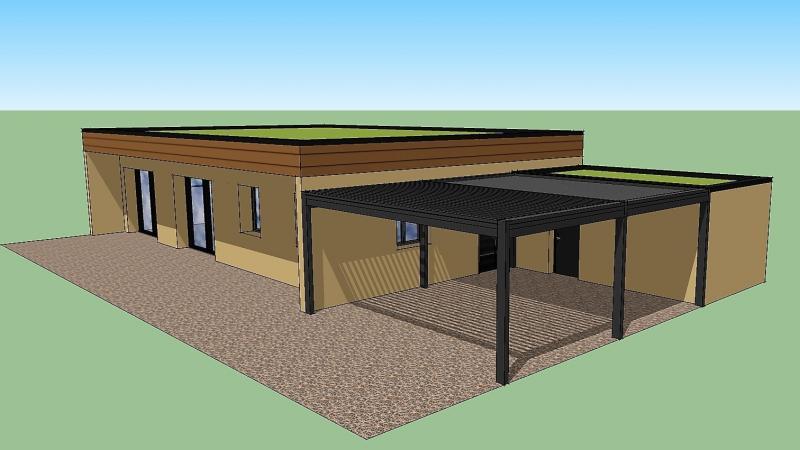 Federaly   Construction d'une villa contemporaine éco-responsable