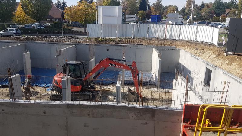 """Federaly   En cours : chantier """"Villa St Laurent"""""""