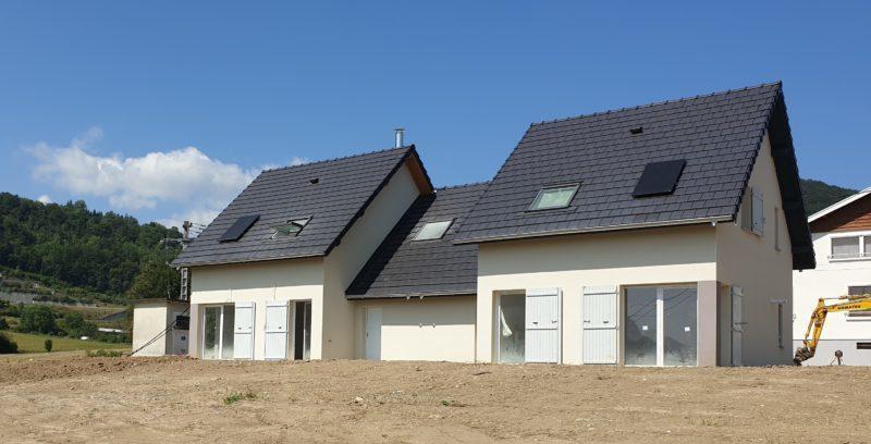"Federaly | Livraison : ""Villa Versanne"" à Sinard (38)"