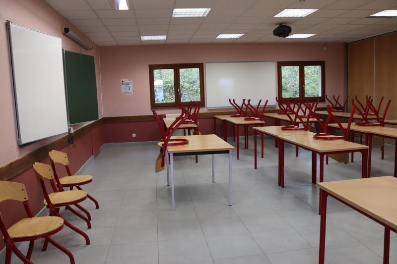 "Federaly | Rénovation : ""Salles de classes"" à Bourgoin Jallieu"