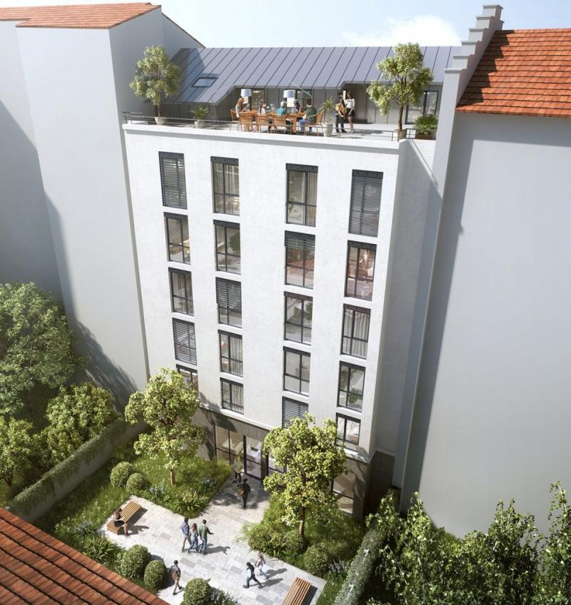 """Federaly   Nouveau projet : Résidence """"La Madeleine"""" à Lyon"""